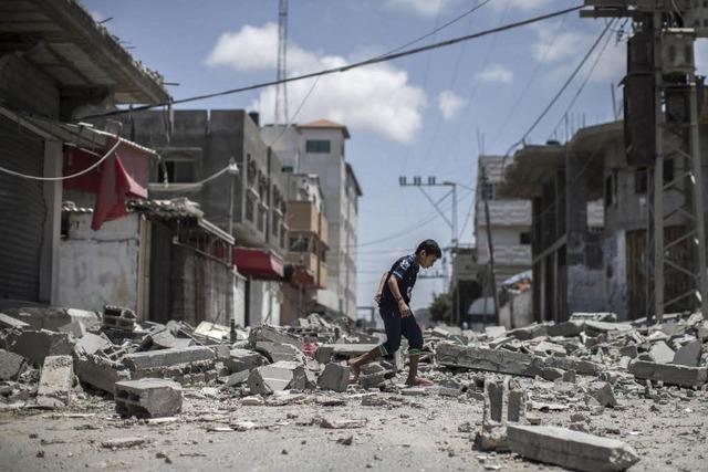 Krise im Nahen Osten: Die Hamas stellt Bedingungen