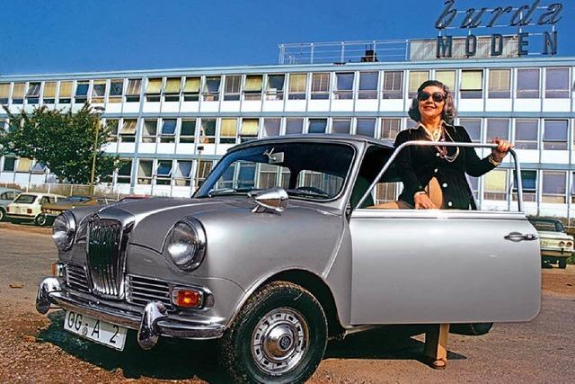 Aenne Burdas Mikro-Rolls-Royce von 1969 ist wieder zu haben