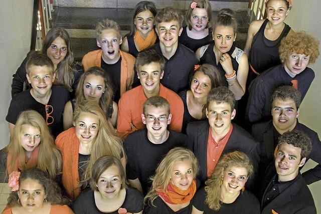 Gemischtes Doppel: Junior-Jazzchor und Jazzchor Freiburg im Jazzhaus