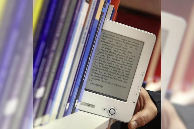 Stadtbücherei verleiht Bücher per Mausklick