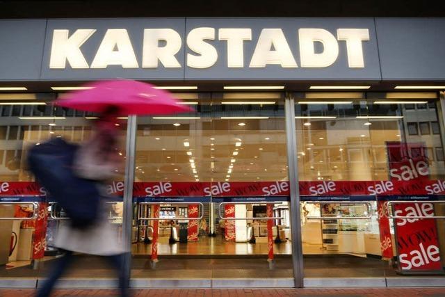 Karstadt will 20 Filialen schließen