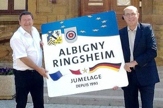 Heinrich Dixa fährt selbst nach Albigny