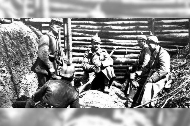 Gundelfingen im 1. Weltkrieg: Verein für Heimatgeschichte veröffentlicht neue Broschüre