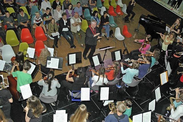 Junge Ensembles spielen groß auf