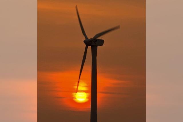 Bis zu 165 Windräder sind möglich
