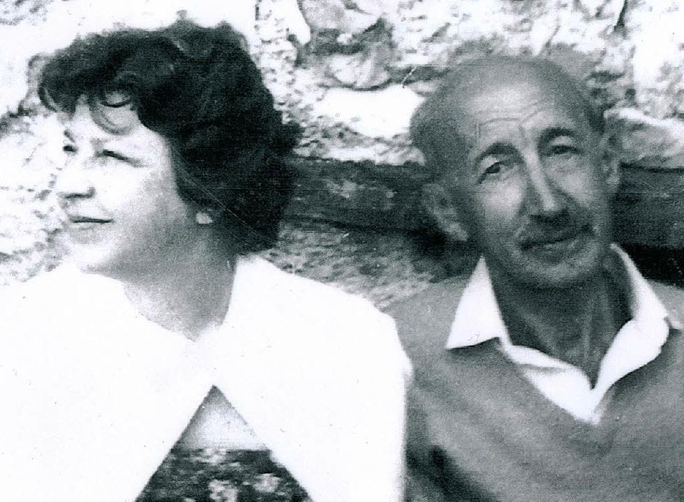 Vertrieben: Pia und Georg von Hevesy.  | Foto: privat