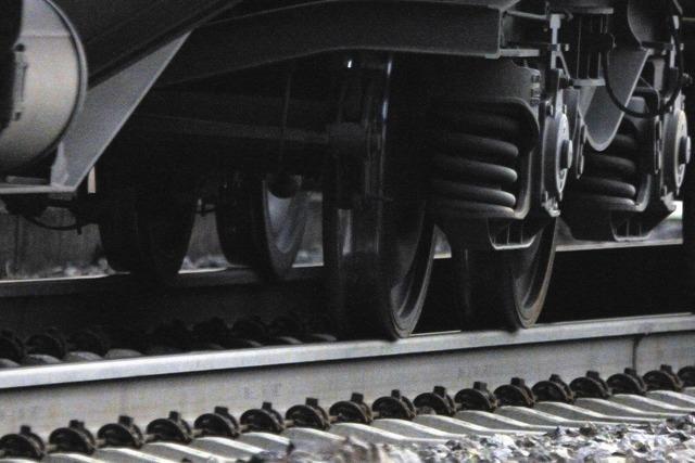 Ausbau der Rheintalbahn: Die Region setzt sich durch