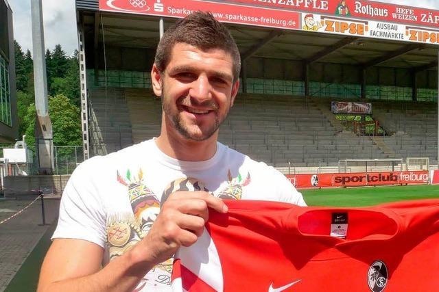 SC: Mitrovic kommt, Ginter vor Wechsel nach Dortmund