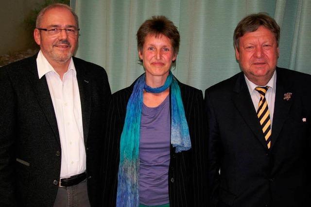 Ortsvorsteher Hubert Kury in Suggental verabschiedet