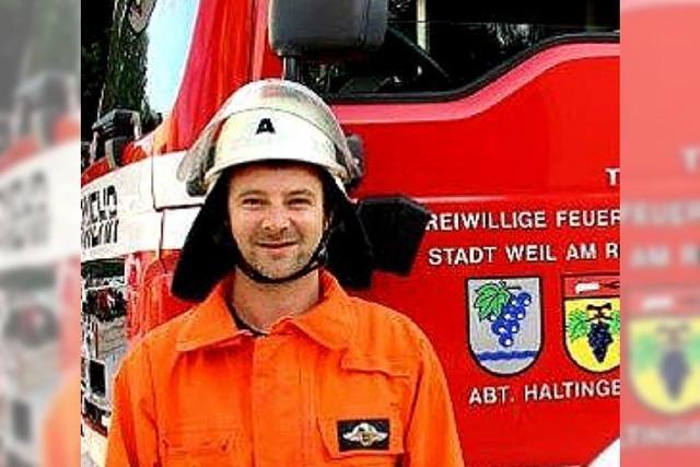 Verstärkung der Feuerwehr aus Melbourne