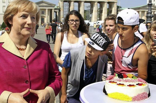 Umfrage: Was würden Sie Angela Merkel zum 60. Geburtstag schenken?