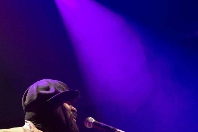 Fotos: Das Konzert von Gregory Porter auf dem ZMF