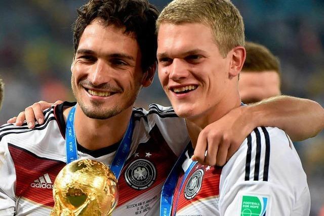 SC Freiburg: Matthias Ginter zum Medizincheck in Dortmund