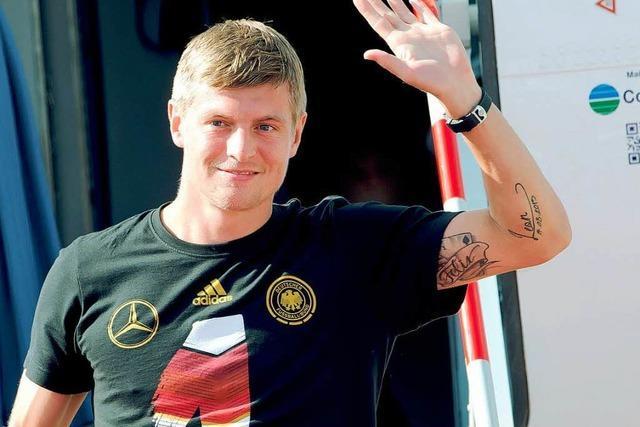 Kroos-Wechsel zu Real Madrid perfekt
