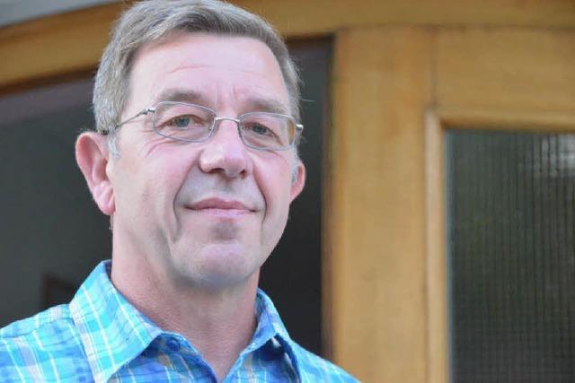 Jörg Kratz soll Kleinkemser Ortsvorsteher werden