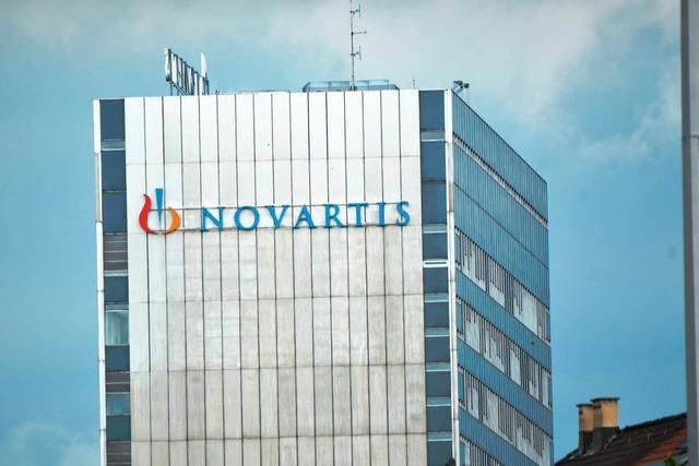 Novartis in solider Verfassung