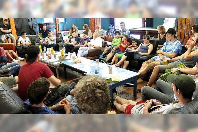 Viele Ideen beim Jugendhearing: Ein Elzcafé, wie wär's?