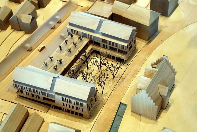 Neues Ortszentrum Friesenheim kommt ins Laufen