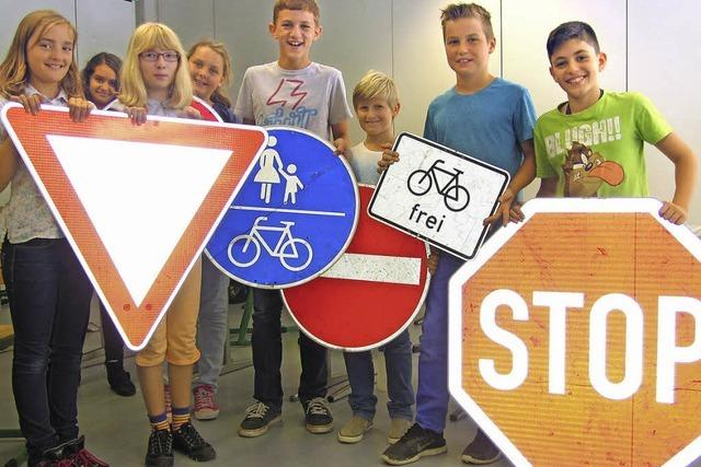 Rad fahren, aber sicher