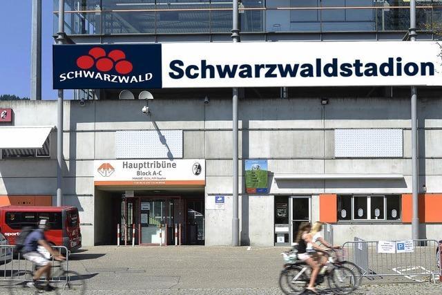 Ein neuer Name für das Stadion