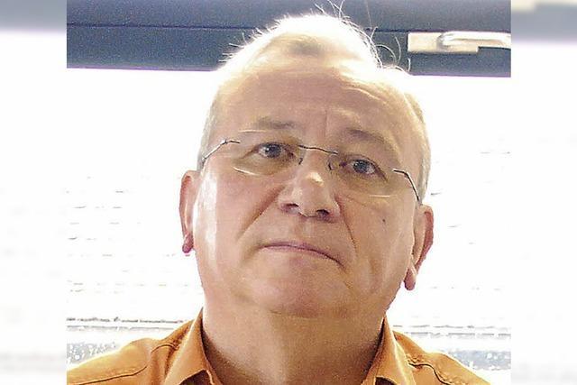 Klaus Steinegger: Ein intimer Kenner des Rathauses
