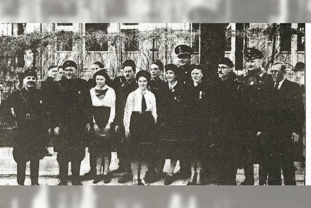 Das Faschistenhaus: Wie vor 75 Jahren in Freiburg eine italienische Casa del Fascio eröffnet wurde