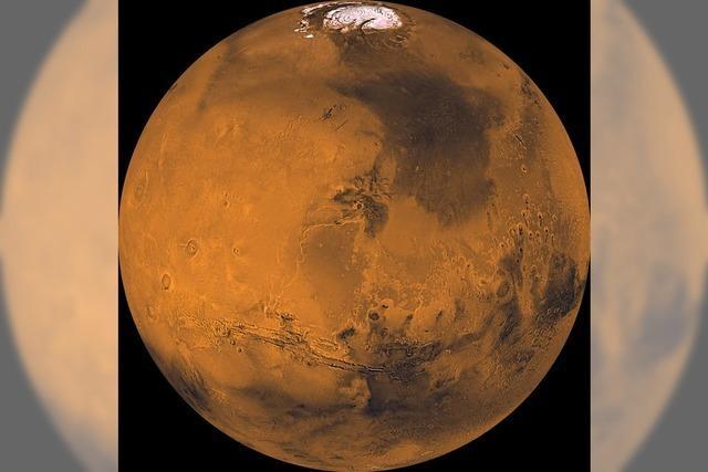 Niederländisches Unternehmen sucht Freiwillige für ein Reise zum Mars - ohne Rückfahrkarte