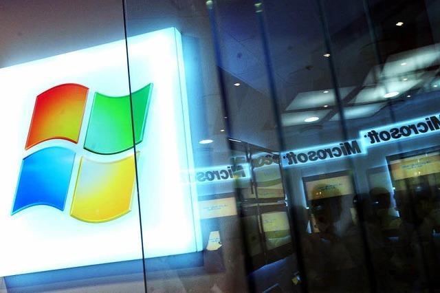 Microsoft baut 18 000 Stellen ab