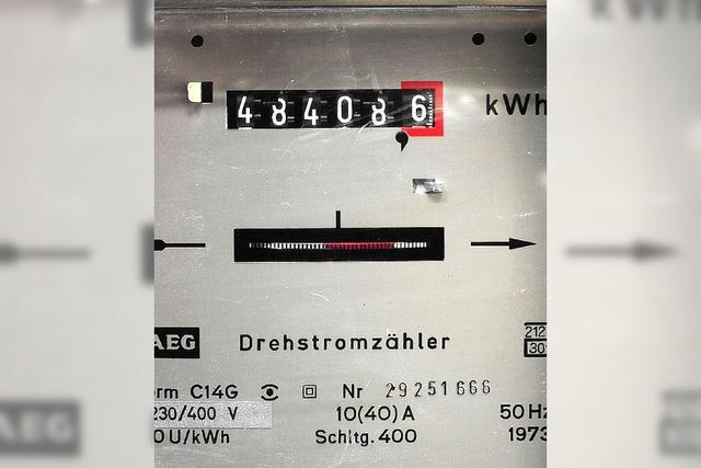 Stromrechnung soll transparenter werden