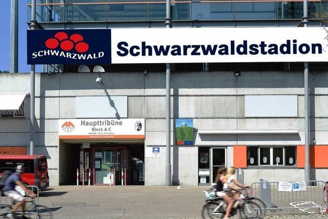 Der SC Freiburg kickt wohl bald im Schwarzwaldstadion