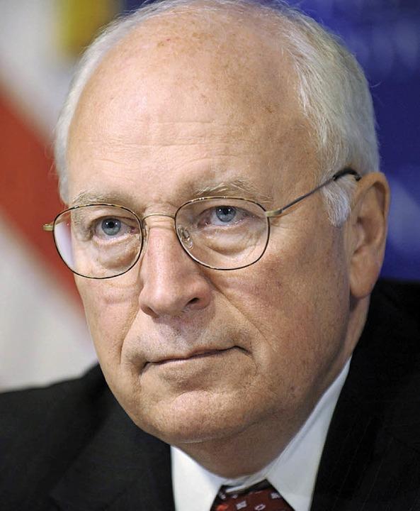 Dick Cheney   | Foto: dpa