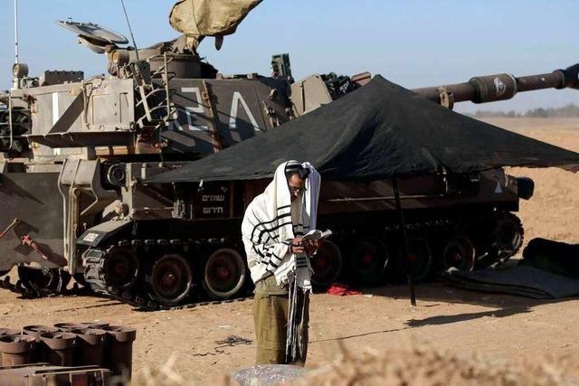 Israelische Armee startet Bodenoffensive in Gaza