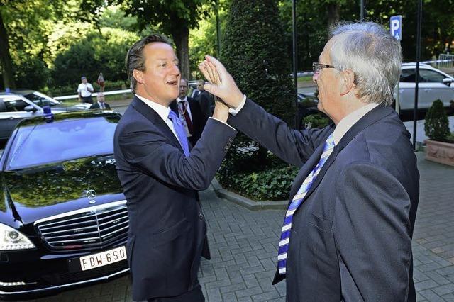 EU verhängt Sanktionen