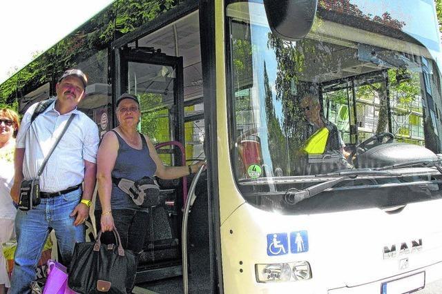 Ein neues Stadtbuskonzept muss her!