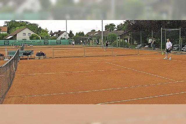Tenniscracks hoffen auf Erfolge im Jubiläumsjahr