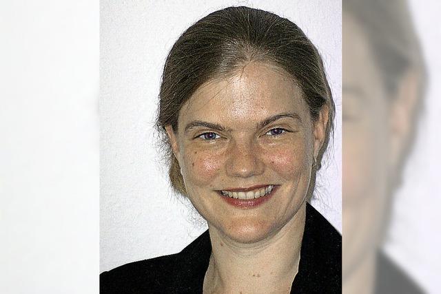 Miriam Jakob übernimmt Pfarrstelle