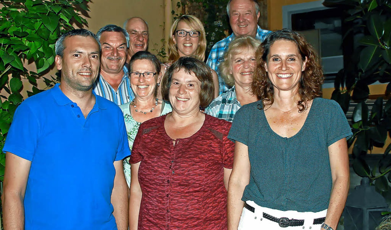 Bilden künftig gemeinsam das Vorstands...reiber, Regina Jenne und Anja Lainer.   | Foto: herbert trogus