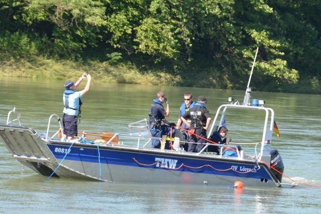 Wer ist die Tote im Rhein?