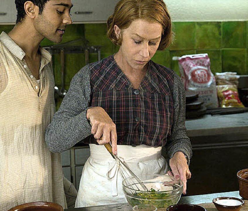 Film: Madame Mallory und der Duft von Curry    Foto: Verleih