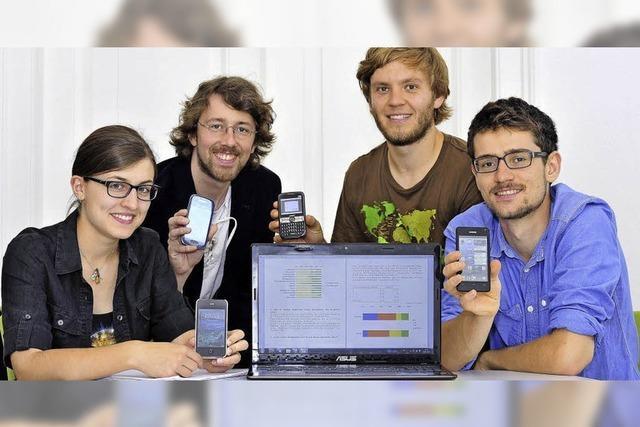 Freiburger Studie: Wie nutzen junge Menschen ihr Handy