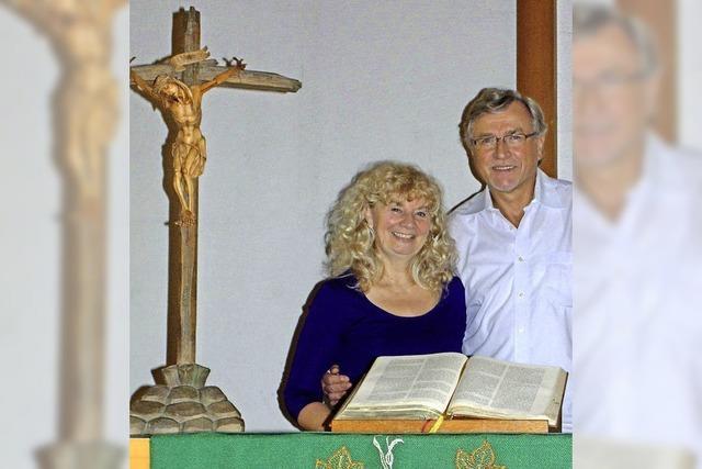 Als Pfarrer am richtigen Platz