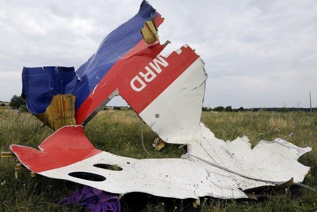 Flugzeug-Abschuss: Südbadenerin unter den Opfern