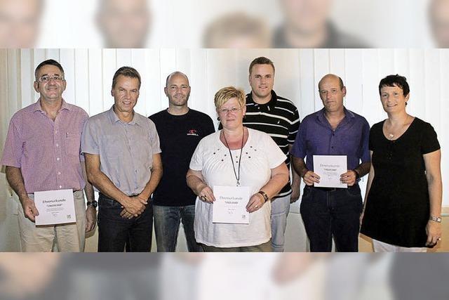 Petra Senn bleibt Ortsvorsteherin