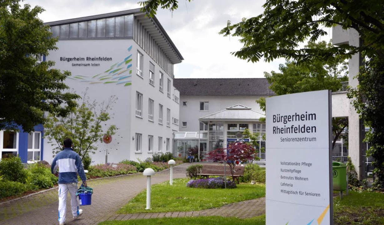 Das Bürgerheim Rheinfelden     Foto: Martin Herceg