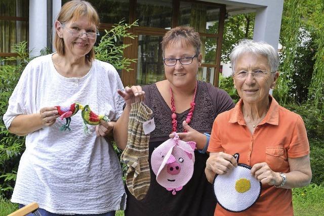 AWO-Kreativgruppe sucht erfahrene Handarbeiter