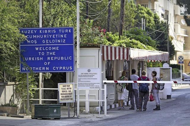 Keine Lust auf Wiedervereinigung in Zypern