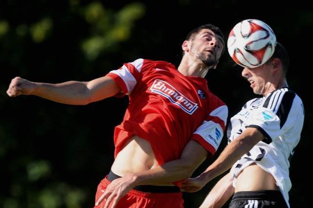 SC Freiburg und VfR Aalen trennen sich 1:1