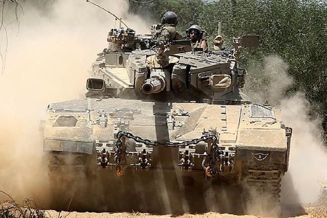 Bodentruppen sollen Tunnel in Gaza aufspüren