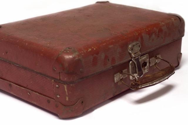 Was tun, wenn ein Koffer auf dem Postweg Schaden nimmt?
