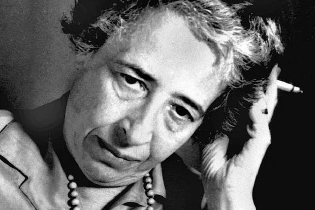 Hannah Arendts Briefe an Freunde und Geliebte